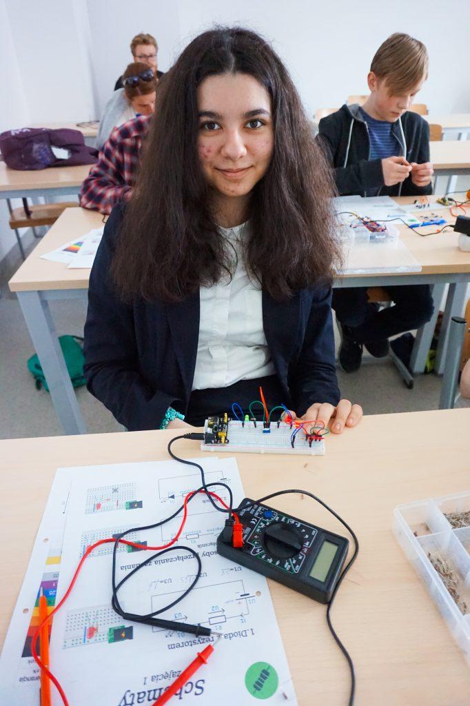 Podstawy Elektroniki dla młodzieży
