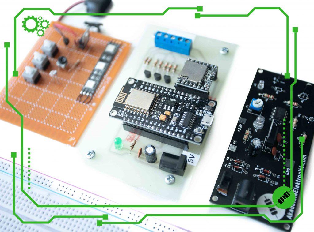 Sposoby na budowę układów elektronicznych